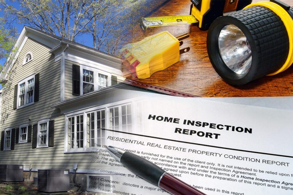 home inspection greer